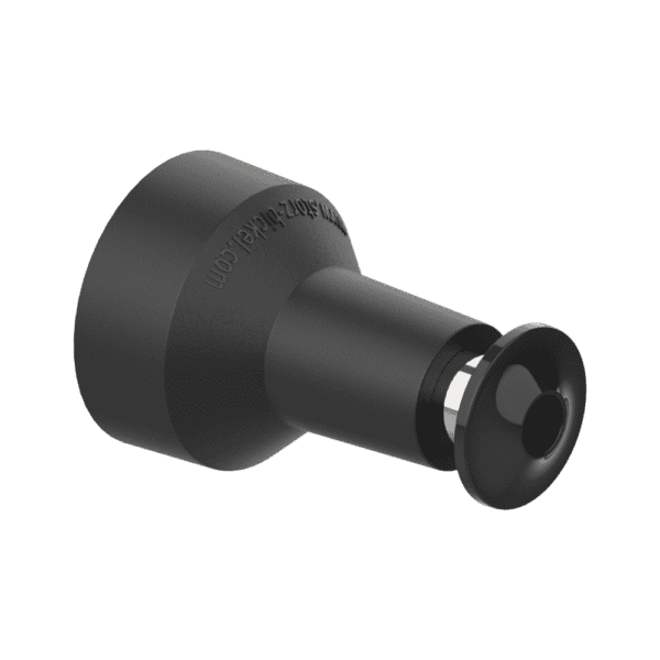 Solid Valve Mouthpiece