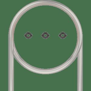 Volcano Hybrid Tube Set 3X1M